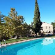 Volterra in der ToBio Bauernhof Incanto del Fiume - Agriturismo Bio Volterra - (Pisa) - Toskana, mit Ferienwohnungen und pool nahe dem Meer, ideal für den Familienurlaub