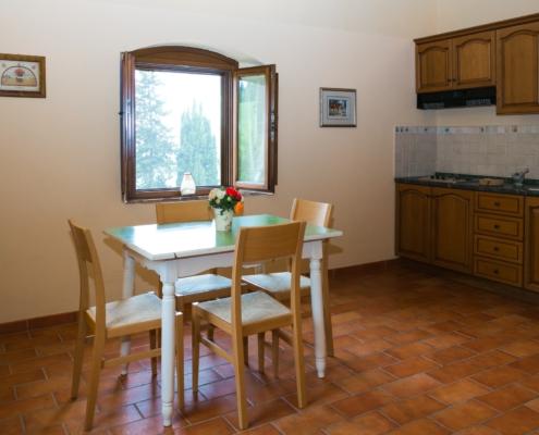 Ferienwohnung bei Volterra in der Toskana, urlaub auf dem Bio-Bauernhof Agriturismo nahe dem Meer